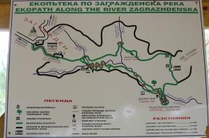 Zagrazhden ecopath map